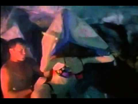 THUNDER IN PARADISE - THE DROWNING WOMAN SCENE