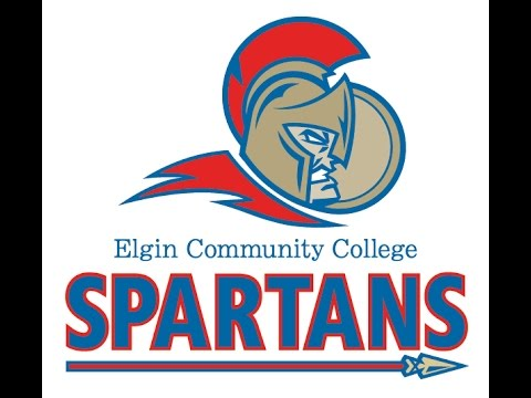2017 - Elgin Community College Men's Basketball - ECC vs. Lorain County CC - DISTRICT II  FINALS