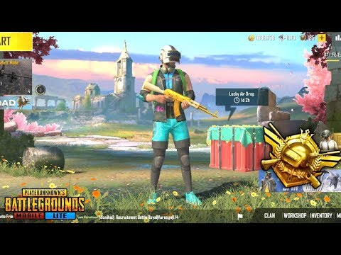 PUBG MOBILE LITE LIVE || 0.18.0 UPDATE COMING SOON || BACK TO BACK CHICKEN DINNER