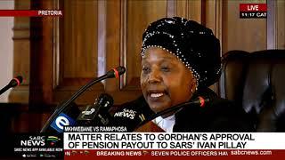 Judgment delivered in Ramaphosa – Mkhwebane case: Part 2