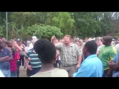 Bolobedu municipal protest