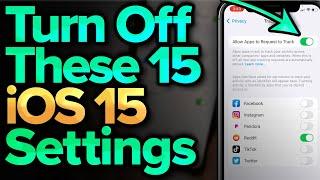 iOS 15 Settings You Need To Turn Off Now screenshot 5