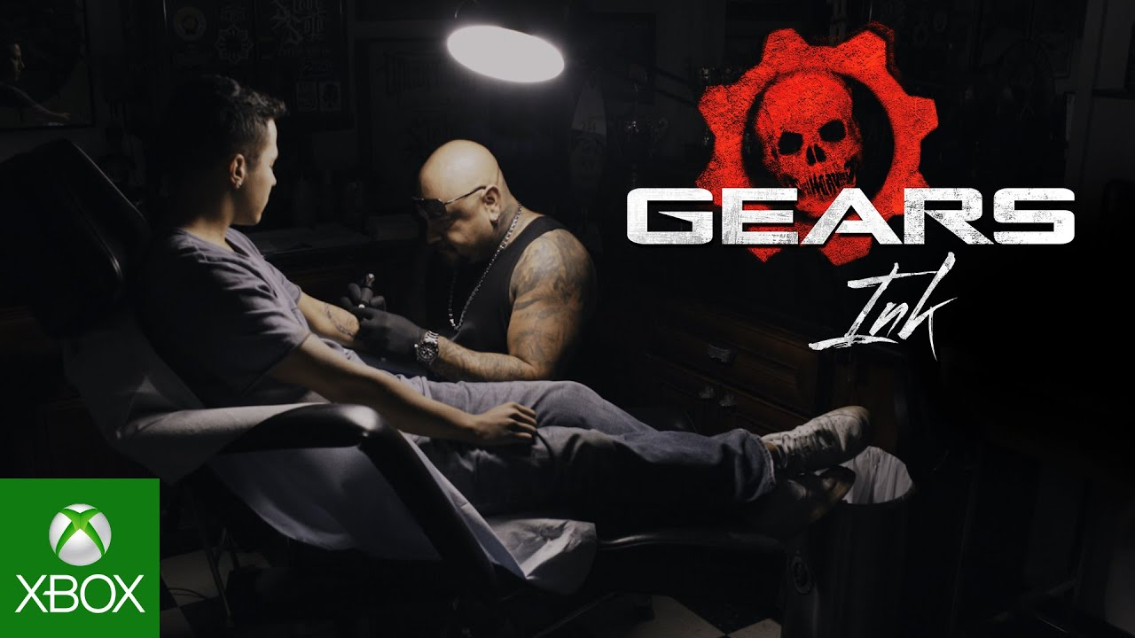 Gears of War 4 - Gears Ink - YouTube