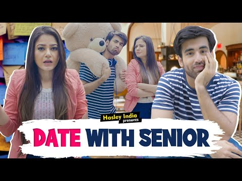 Date With An Older Girl Ft. Shreya Singh, Abhishek Kapoor | Hasley India from YouTube · Duration:  9 minutes 22 seconds