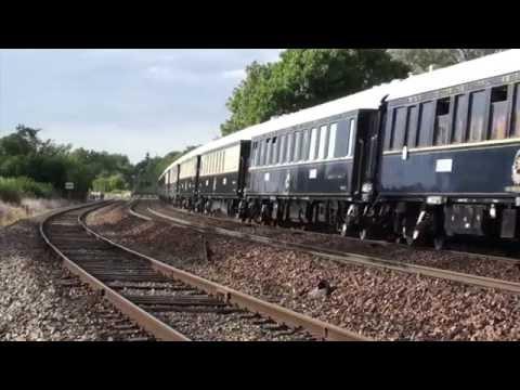 Trailer: VENICE SIMPLON ORIENT EXPRESS - A LEGENDAR TRAIN