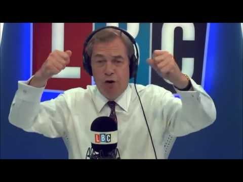 Nigel Farage Asks Should EU Courts Rule on UK Law