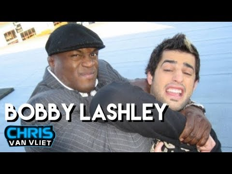 I Tried To Fight Bobby Lashley In 2007 - Chris Van Vliet's First Wrestling Interview Ever!
