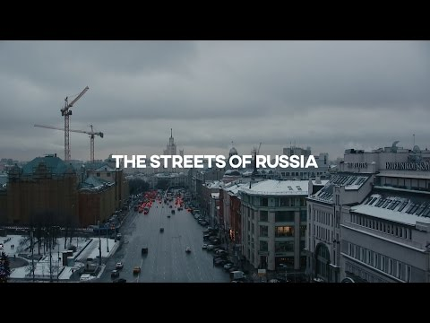 THE STREETS OF RUSSIA - SHORT TRAVEL FILM