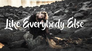 Everybody Else - Lennon Stella  Acoustic Lyric (cover by Alexandra Porat )