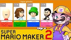 Online gegen andere Spieler! | SUPER MARIO MAKER 2