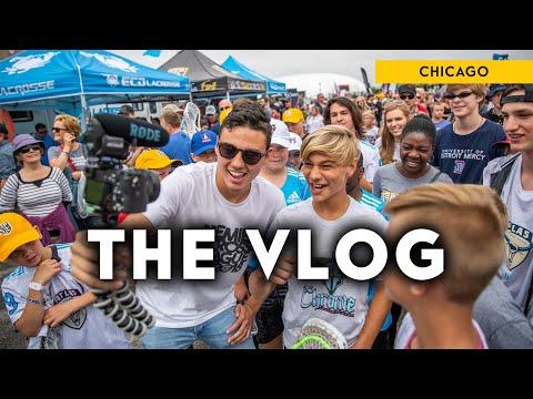 Atlas Fans GO CRAZY On TV  | The VLOG