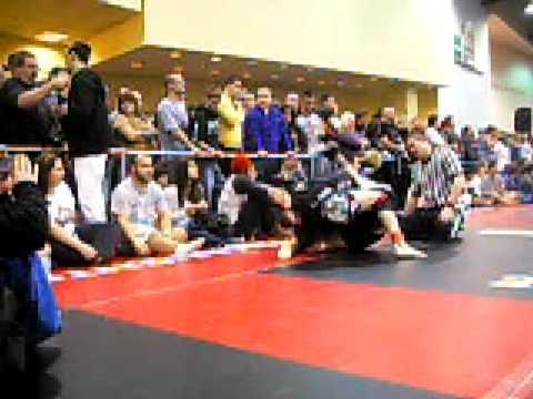 James Gray 2009 Expert Flyweight Finals