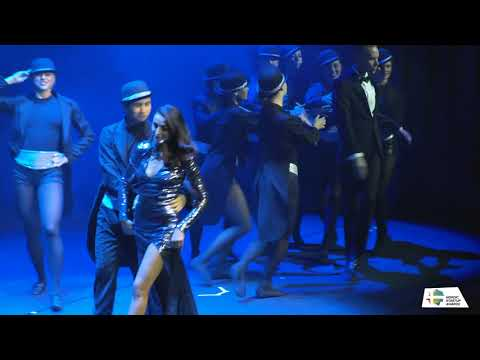 Grand Finale 2017 - Show number with Richard and Cozette