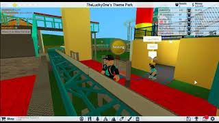 Roblox D.C.A update 2 California screamin'