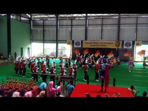 Tomc I 2016, Marching Show Corp Derap Nada Muslim MTs Negeri Tuban Jatim