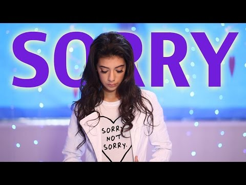 "Justin Bieber ""Sorry"" - Cover by Giselle Torres"