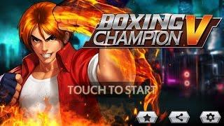 Boxing Champion 5-Street Fight