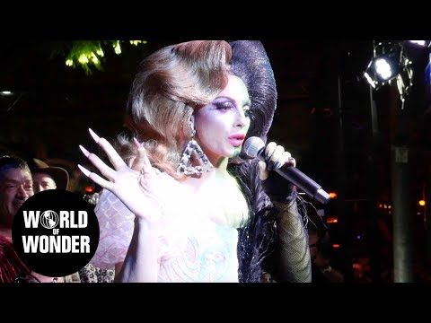 "Alyssa Edwards: Follow Me Exclusive ""Receiving The Key To West Hollywood"""