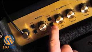 Marshall MHZ40C Haze: All-Tube, 1x12 Combo With Digital Effects Demo'd (Video)