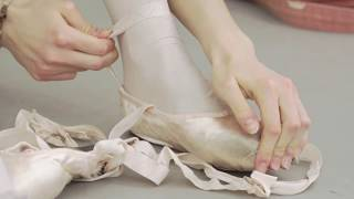 Pointe Shoe Appeal: First Artist Stina Quagebeur | English National Ballet