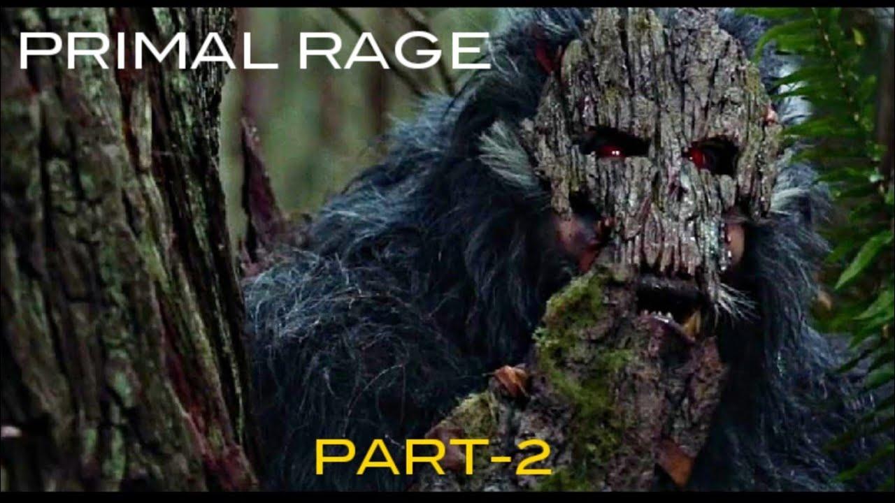 Download Movie explain in hindi. PRIMAL RAGE ,part 2 🔥.horror /thriller