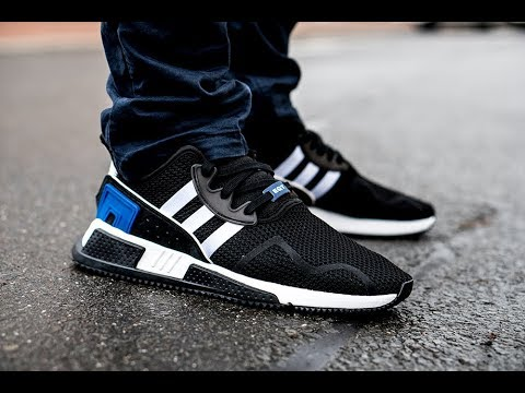 new style 44952 98b8d On-Feet: adidas EQT Cushion ADV 95 OG Pack Blue | 99kicks