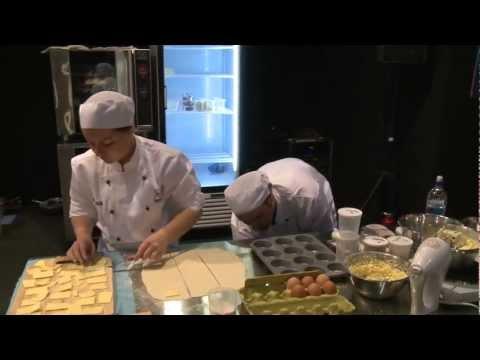Baking Industry of New Zealand fine foods 2012