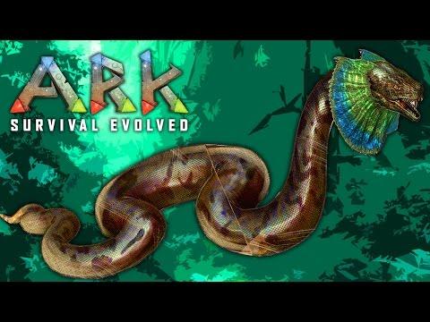 GIANT SNAKE ATTACK ★ ARK: Survival Evolved (26)