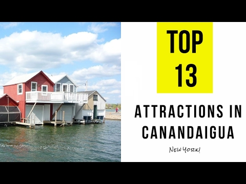 Top 13. Best Tourist Attractions in Canandaigua - New York