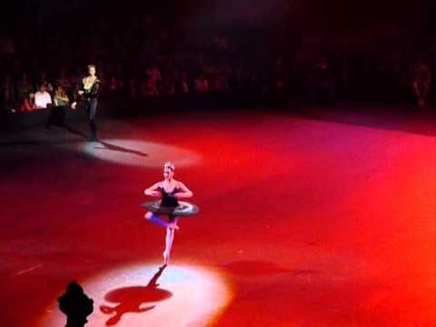 Tamara Rojo and Matthew Golding, Swan Lake, Royal Albert Hall 2013
