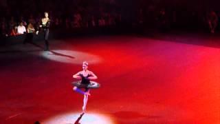 Tamara Rojo and Matthew Golding, Swan Lake, Royal Albert Hall 2013