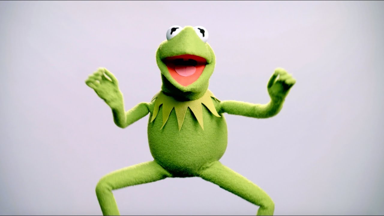 Kermit the Frog Springs to Action | Muppet Thought of the Week by The  Muppets