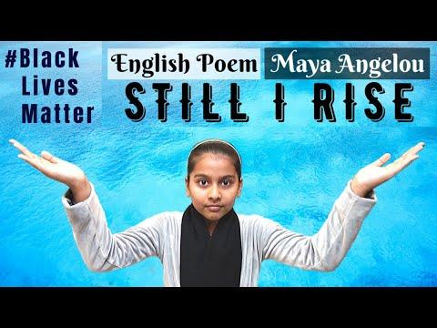 Still I Rise... Phenomenal & Power-packed Poem By Maya Angelou I Kids Lounge