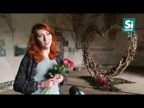 """Фестиваль квітів """"Кохання у Сент-Міклоші"""" стартував у Чинадіївському замку"""
