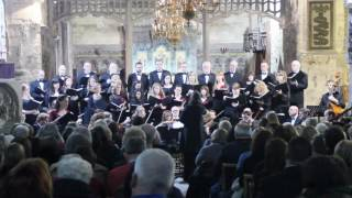 Suscepit Israel from Magnificat CPE Bach YouTube Thumbnail