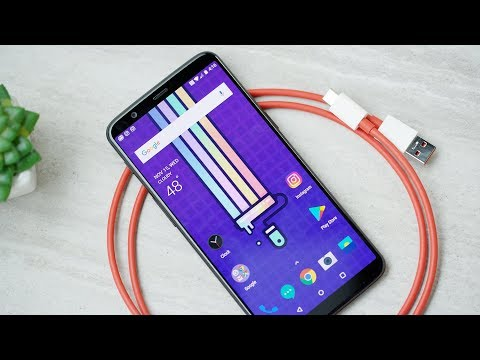 Thumbnail: Top 5 OnePlus 5T Features!