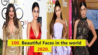 Top 100 Most Beauтiful Faces In The World 2020