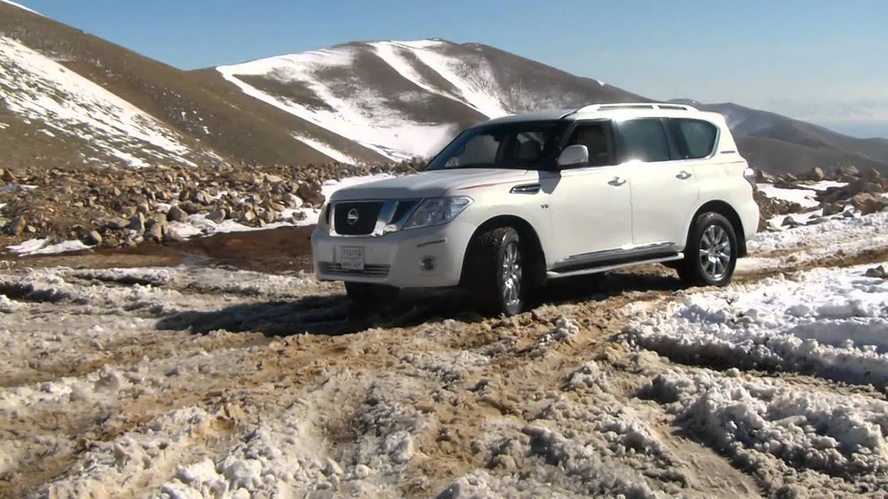 Nissan patrol le kurdistan azmar 722014 part 2 youtube vanachro Image collections