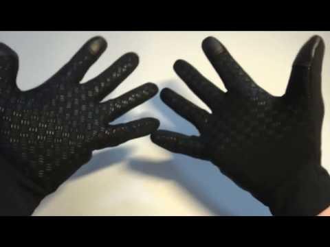 Видеообзор сенсорных перчаток