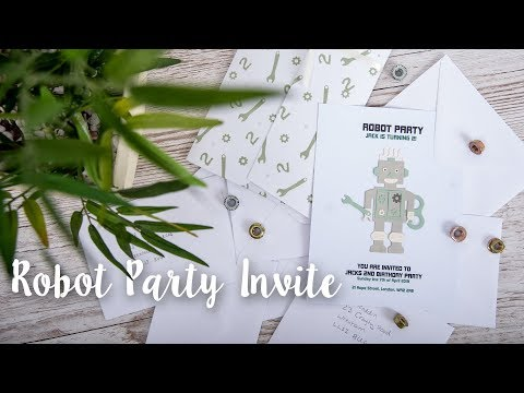 diy:-how-to-create-50's-robot-party-invitations---sizzix