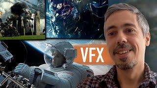 ÊTRE ANIMATEUR 3D VFX | avec Oscar Carambano (Gravity, Transformers, ILM, MPC, Mikros,...)