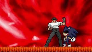 AN Mugen #318: Chuck Norris VS Sonic.exe