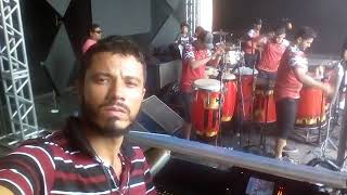 Gambar cover DUDA SOM Frank estrutura JDF eventos com agalera da banda inocentes do samba