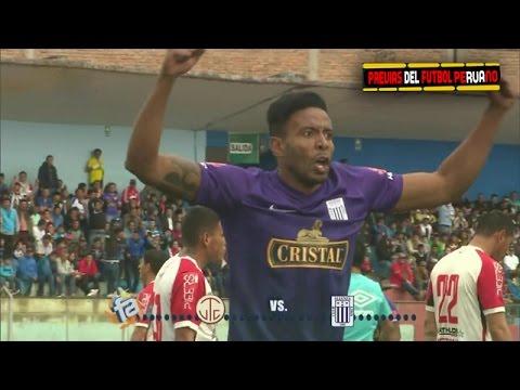 UTC vs Alianza Lima 0-2 Resumen completo de Futbol en America 23/10/2016