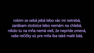 Rytmus AKM (Lyrics) NoSay production