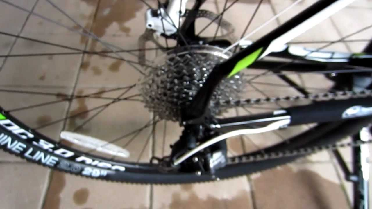 853dca5b2c0 2013 Cannondale Trail SL2 29er hardtail - YouTube