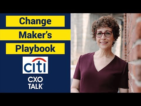 The Change Maker's Playbook and Innovation with Amy Radin ...