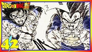 Gamma Burst Returns! Dragon Ball Super Manga CH 42 Review (Pre Translation)