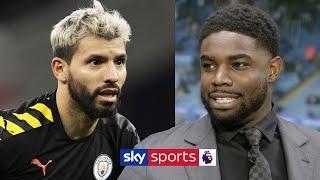 'In training he was LAZY!' - Micah Richards' honest first impression of Sergio Aguero at Man City