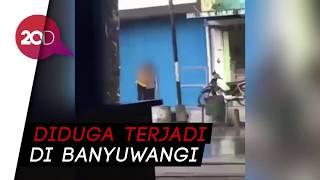 Polisi Usut ABG Banyuwangi Yang Ciuman Di Tempat Umum!